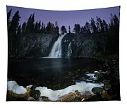 Hepokongas Waterfall Tapestry