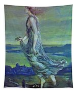 Hesperus The Evening Star 1870 Tapestry