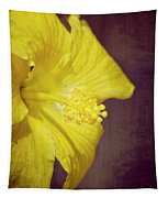 Hibiscus Yellow Tapestry