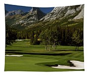 High Angle View Of A Golf Course, Mt Tapestry