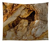 Hollow Tree Knot Tapestry