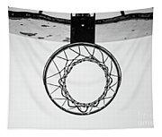 Hoop Dreams Tapestry