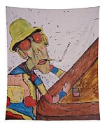 Hunter S. Thompson Tapestry