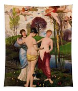 Hymn To Spring Tapestry