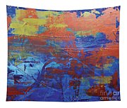 In The Horizon L Tapestry