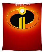Incredibles 2 Tapestry