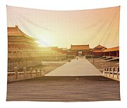 Inside The Forbidden City Tapestry