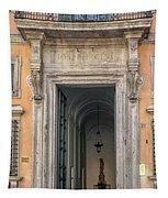 Ioseph Cini Palazzo Ferrini Tapestry