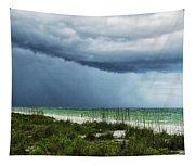 Island Rain Tapestry