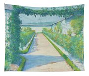 Jardin Potager, Yerres, 1877  Tapestry