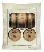 J.h. Cutter Old Bourbon Tapestry
