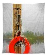 Jim Bouys Pole Tapestry