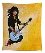 Joan Jett Tapestry