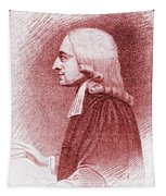 John Wesley, Anglican Minister And Christian Theologian Tapestry