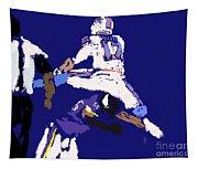 Josh Allen Hurdle Tapestry