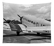 Ju-52 Taxing Tapestry
