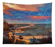 Kalaloch Creek 54 Tapestry