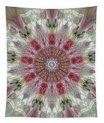 Kaleidoscope Valentine  Tapestry