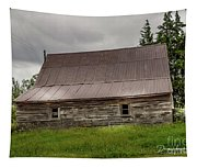 Kansas Barn Tapestry