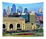 Kansas City 2019 Tapestry