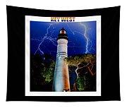 Key West Lighthouse Tapestry