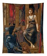 King Cophetua And The Beggar Maid 1884 Tapestry