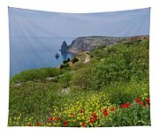 Crimea View, Fiolent Tapestry