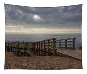 Lake Michigan Overlook 6 Tapestry