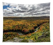 Lake Of The Clouds 10 Tapestry