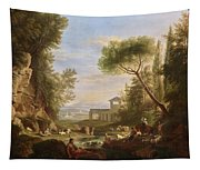 Landscape With Water Tapestry