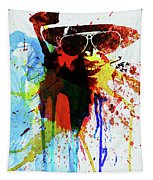 Legendary Fear And Loathing Watercolor Tapestry