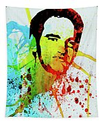 Legendary Quentin Watercolor I Tapestry