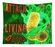 Life Poster Tapestry