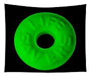 Life Savers Mint Tapestry