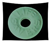 Life Savers Spear O Mint Tapestry