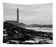 Lifeguard Station Westkapelle Tapestry