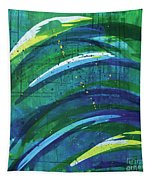 Linear World Tapestry