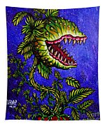 Little Shop Of Horrors Tapestry