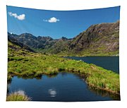 Loch Coriusk, Isle Of Skye Tapestry
