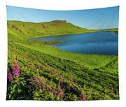 Loch Mor, Glendale, Skye Tapestry