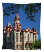 Lockhart Courthouse Tapestry