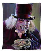 Lon Chaney In London After Midnight Tapestry