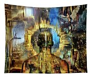Looking To Eternity Tapestry