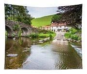 Lorna Doone Farm Tapestry