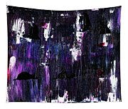 Lost In The City Tapestry