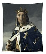 Louis Viii, King Of France Tapestry