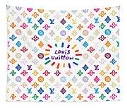 Louis Vuitton Monogram-12 Tapestry