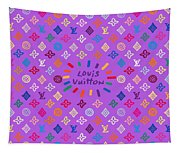 Louis Vuitton Monogram-5 Tapestry