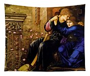Love Among The Ruins 1894 Tapestry