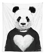 Lovely Panda  Tapestry